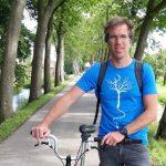 Op de foto: Sander van der Eijk, communitymanager BMN